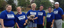 Marysville Run for Hope 5k, Union Counry Humane Society